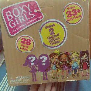 Boxy girls large box set